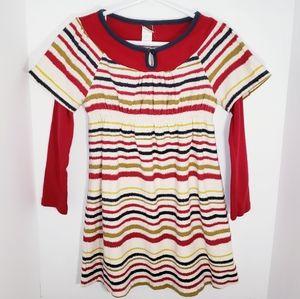 TEA Cotton Dress Size 5